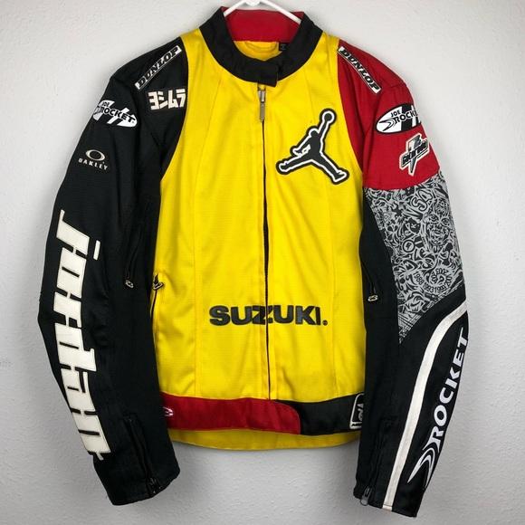 new style 22d99 653ec joe rocket Jackets   Blazers - Joe Rocket Jordan Motorcycle Riding Jacket  Suzuki